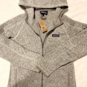 NWT Patagonia Better Sweater Hoodie